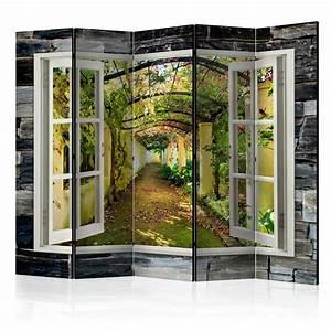 World, Menagerie, Choual, Secret, Garden, Room, Divider