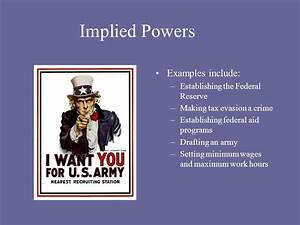 Powers of Congress (Article I) - ppt video online download