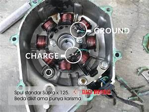 Modifikasi Fullwave Honda X 125