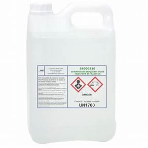Produit Nettoyage Moquette : shampooing moquette pour injecteur extracteur 5l octopro ~ Premium-room.com Idées de Décoration