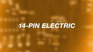 Techtalk  14-pin Electrical Connection