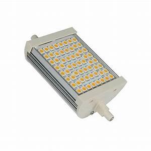 Ampoule Led R7s 50w : ampoule r7s 10 watts dimmable 60 led smd 5050 longeur 118mm ~ Edinachiropracticcenter.com Idées de Décoration