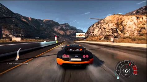 > now drive in gta san andreas need for speed hot pursuit style! Need For Speed Hot Pursuit- Bugatti Veyron SuperSport 16.4 258MPH Speed Run - YouTube