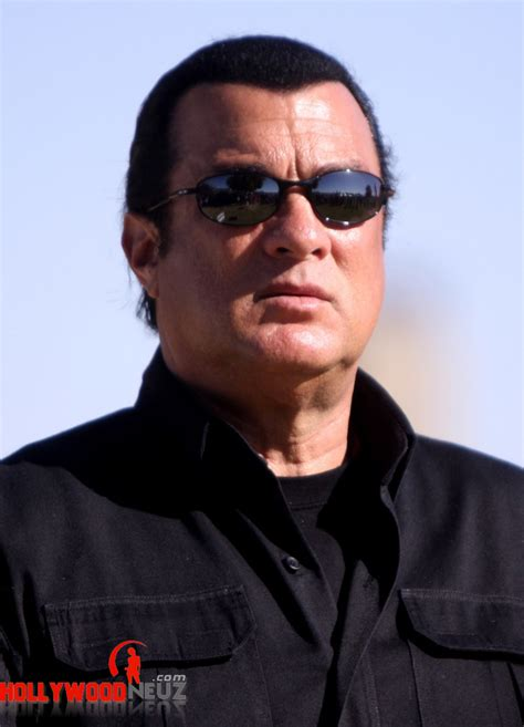 Steven Seagal Biography Profile Pictures News