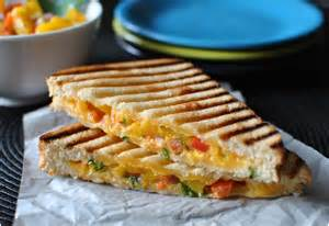 Grilled Cheese Panini Recipes
