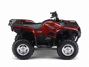 2009 Yamaha Grizzly 700 Fi Eps Special Edition
