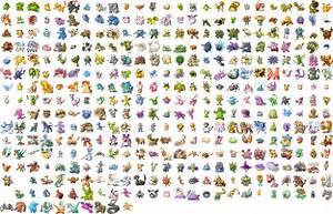 all shiny pokemon pokedex