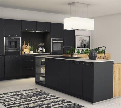 cuisine touch noir cuisines r 233 f 233 rences