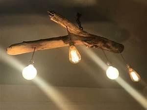 Unique Wood Lamp • iD Lights