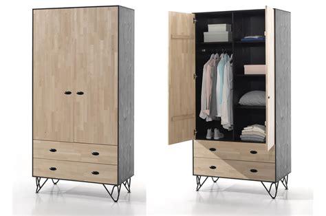 armoire chambre ado armoire dressing moderne garçon fille novomeuble