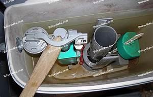 Régler Flotteur Chasse D Eau : mecanisme chasse d 39 eau ideal standard ~ Dailycaller-alerts.com Idées de Décoration