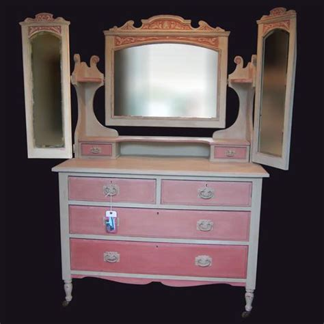 shabby chic dressing table for sale beautiful shabby chic dressing table painted with annie