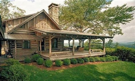 Small Log Cabins with Lofts Small Log Cabins with Wrap