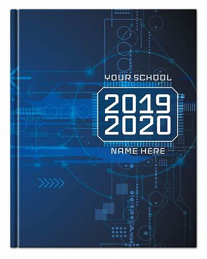 Yearbook Theme Yearbooks Themes Covers Tech Middle