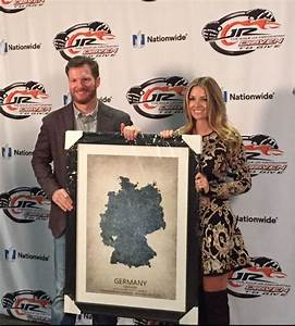 amy reimann and dale earnhardt jr in germany dale With dale earnhardt jr wedding ring