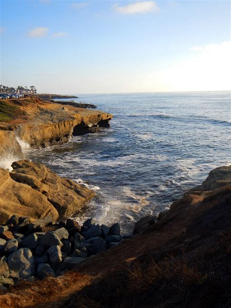 San Diego Part Sunset Cliffs Another Walk The Park