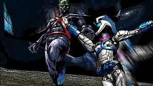 DC Martian Manhunter Vs Kamen Rider Nadeshiko by Digger318 ...