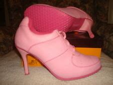 carrini collection pink sneaker style lace  pumps