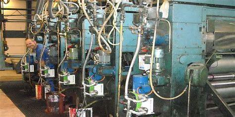 peristaltic pump solves ink transfer problem printing