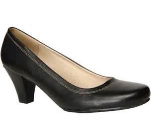 Black Formal Shoes Women