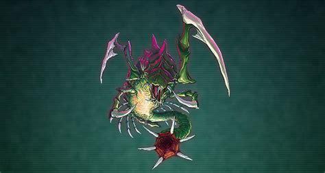 metroid  bestiary metroid prime parasite queen