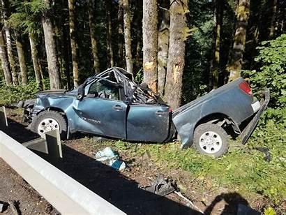 Crash Oregon Newport Accident Police Belt Seat