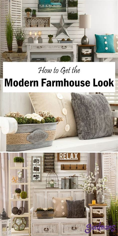 Vintage Farmhouse Home Decor by Modern Farmhouse D 233 Cor Tips Ideas Home Style Modern