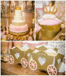 kara s party ideas pink gold princess birthday party