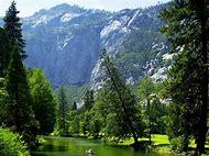 Yosemite Valley National Park Sierra Nevada