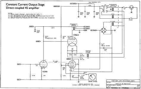 Cap Coupling Interstage Transformer Direct