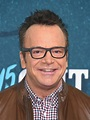 Tom Arnold and writer David Carr were budding pals - NY ...