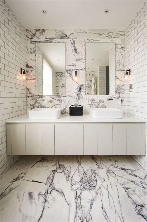 ideas  marble bathrooms  pinterest marble