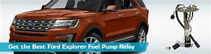 Ford Explorer Fuel Pump Relay