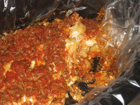 crockpot easy easy crockpot lasagna recipe dishmaps