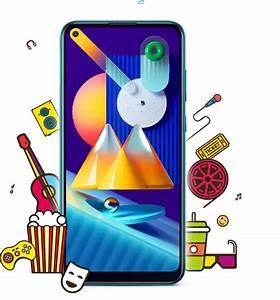 Samsung Galaxy M11  Metallic Blue  64gb   4gb Ram