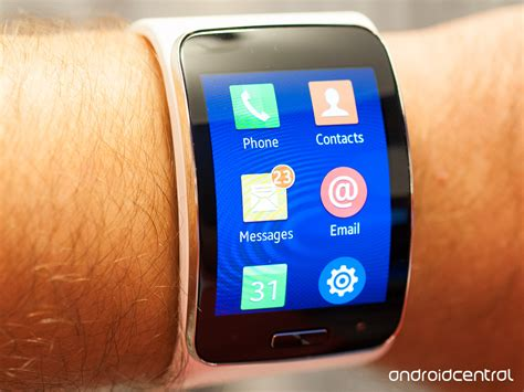 android gear samsung gear s on android central