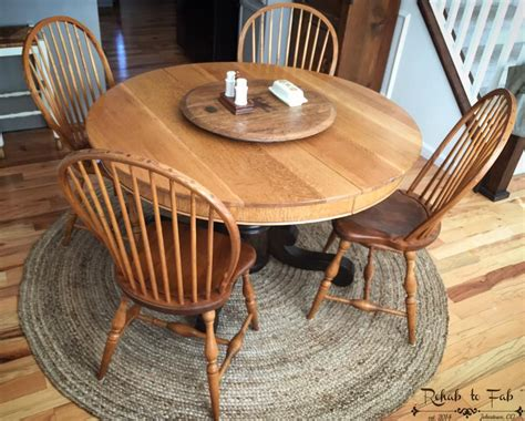 how to seal wood table arm r seal antique oak table general finishes design center