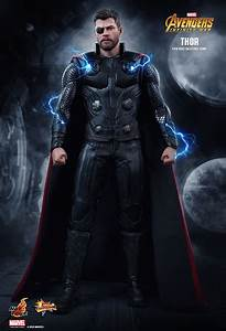 Hot Toys : Avengers: Infinity War - Thor 1/6th scale ...