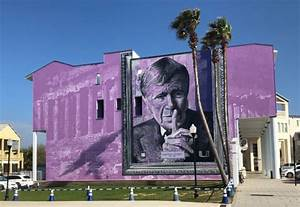Architecture And Design Conferences 2018 New Mural Honors The Late Vincent Scully In Seaside