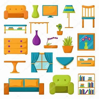 Furniture Living Casa Interior Mobilia Muebles Sala
