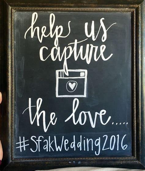Best 25 Wedding Hashtag Sign Ideas On Pinterest Wedding