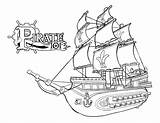 Coloring Ship Pages Cargo Printable Getcolorings sketch template