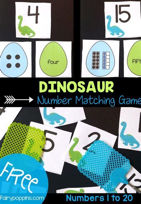 dinosaur math activities 0 20 kindergarten math 574 | c72b79bad219d74a76c23e7a4789addd
