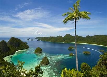 Raja Ampat Indonesia Wayag Archipelago Pulau Tenggol