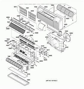 Ge Az52h07dadm1 Air Conditioner