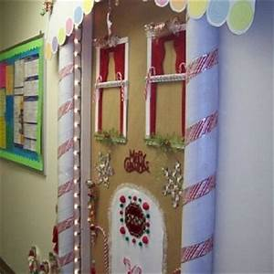 Door Decoration Idea For Christmas MyClassroomIdeas