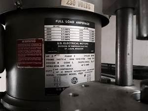 440 60hz Motor On 380 50hz Supply