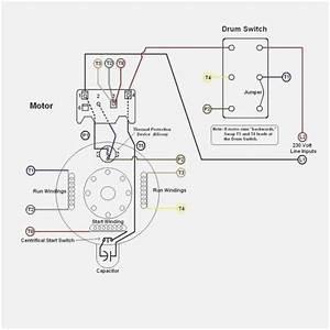 Electric Motor Diagram Wiring
