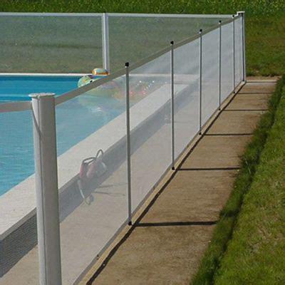 barri 232 re de s 233 curit 233 pour piscine 1 10m kit b castorama