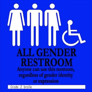 Gender Neutral Bathrooms On College Cuses by Transgender Activists Fight For Gender Neutral Bathrooms